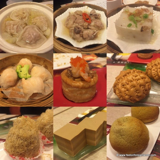 Dim sum for dummies: www.feetonforeignlands.com