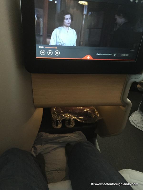 Qantas business class (7)
