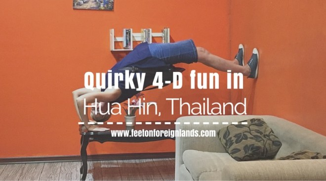 For Art's Sake, Hua Hin: www.feetonforeignlands.com