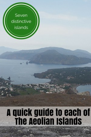 Explore the Aeolian Islands
