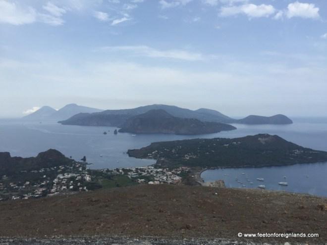 Explore the Aeolian Islands