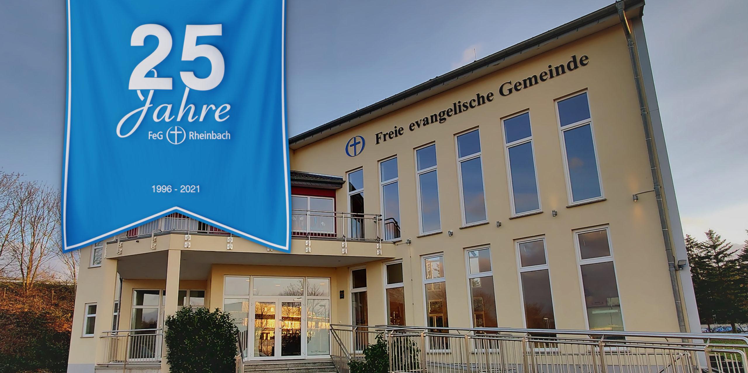 25 Jahre FeG Rheinbach