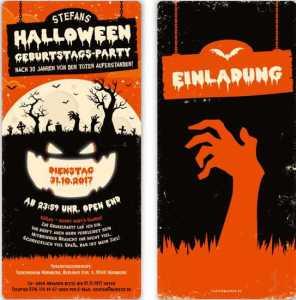01-halloween-einladungskarten-zombie-kuerbis_2