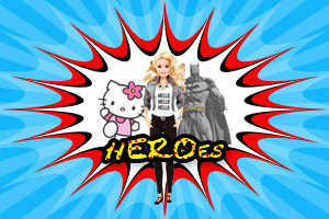 Helden-Eurer-Kindheit-Mottoparty