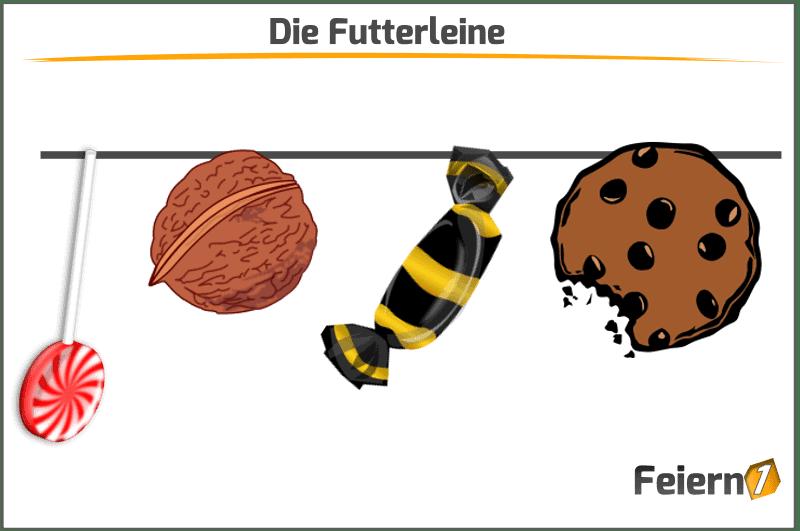 Futterleine