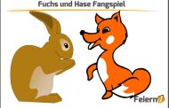Fuchs und Hase Fangspiel