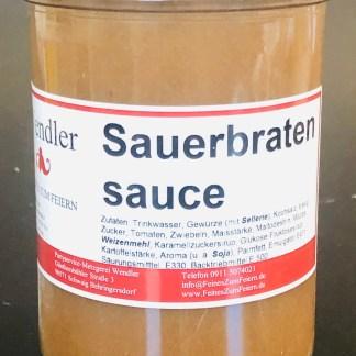 Sauerbratensauce