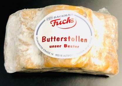 Butterstollen