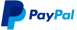 PayPal's logo and name