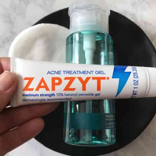 How to Reduce Breakouts with ZAPZYT