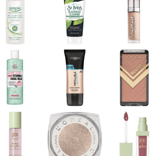 50 Drugstore Beauty Products You Have To Try