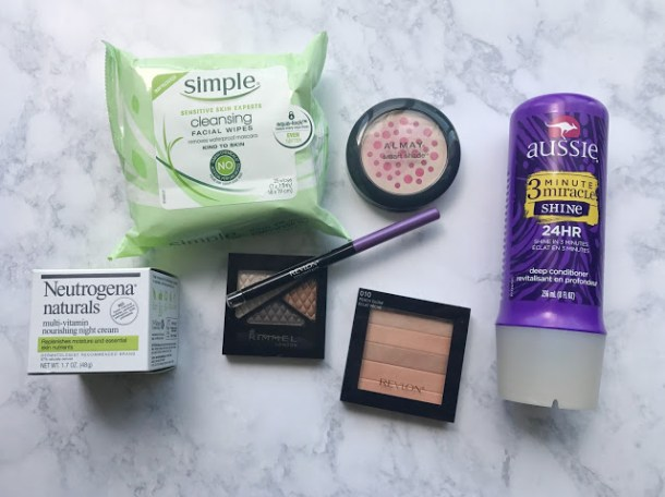 Grocery Outlet Beauty Haul