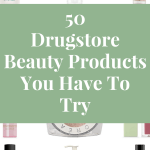 drugstore beauty products