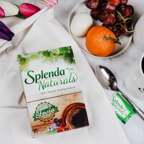 splenda naturals swap