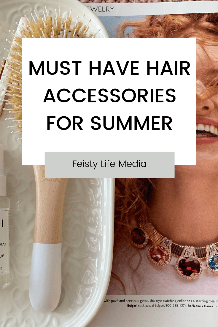 Must Have Hair Accessories For Summer- We rounded up the coolest hair accessory ideas—from barrettes to bows. Shop the best hair accessories for summer 2019 here.