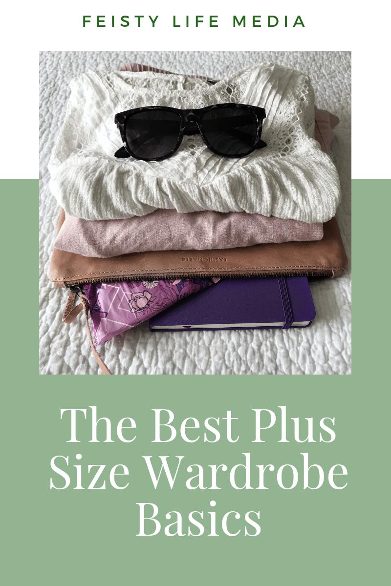 The Best Plus Size Wardrobe Basics