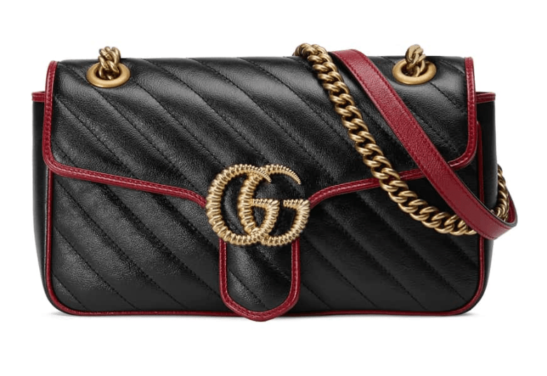 Luxury Handbag Gucci Marmont