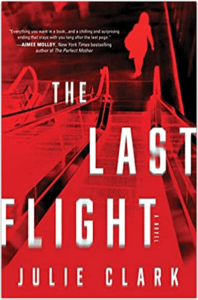 The Last Flight  Book of The Month for June Feisty Life Reading Club