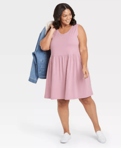 Plus Sized Clothes