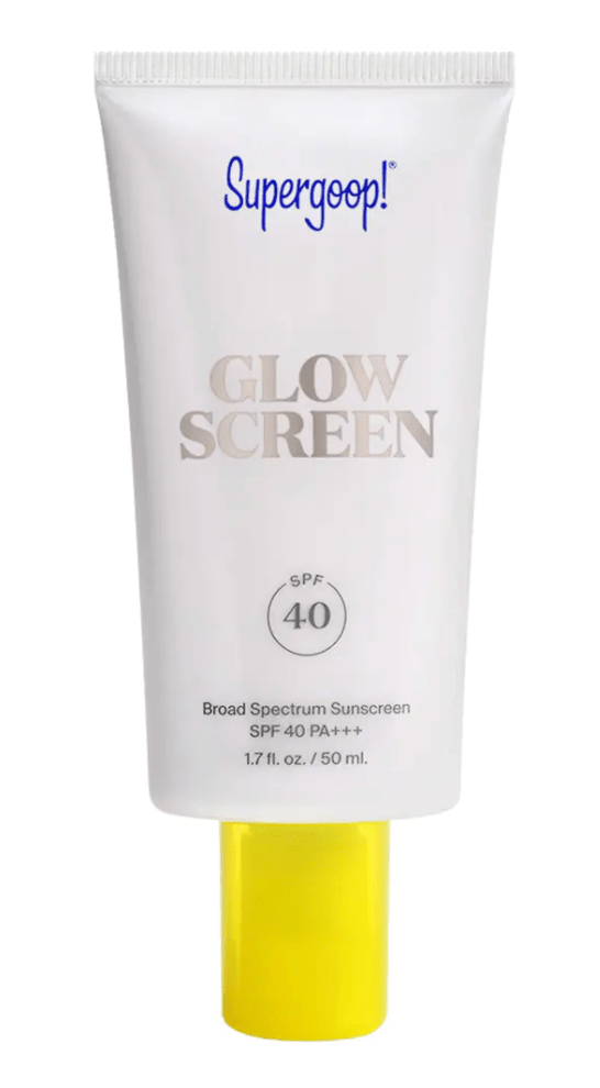 Supergoop Glowscreen Sunscreen SPF 40 PA+++