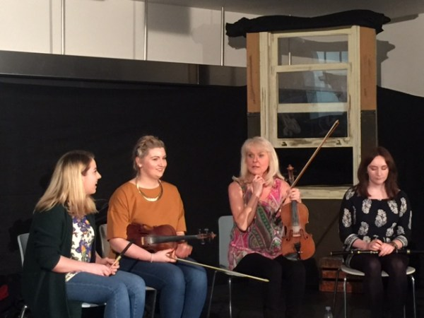 """Playing at """"The Passage"""" (A charity caring for London's ..."""