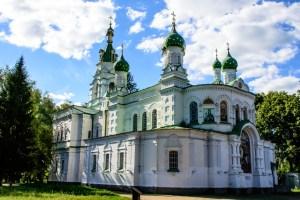 Сампсоніївська церква