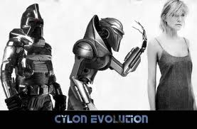 cylon evolution