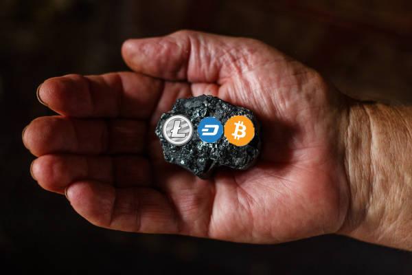 Minare una moneta digitale