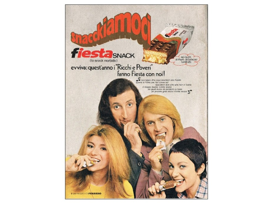 Snacckiamoci Fiesta Snack 1975