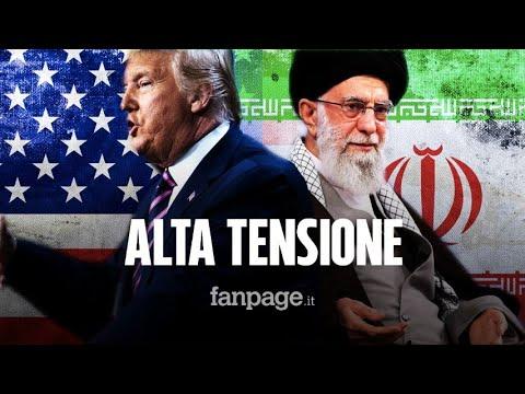 """Morte Soleimani, sale la tensione tra Usa e Iran, Teheran: """"La vendetta sarà dolorosa"""""""