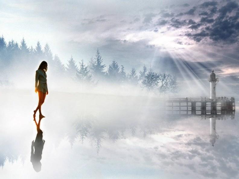 woman-walk-on-water