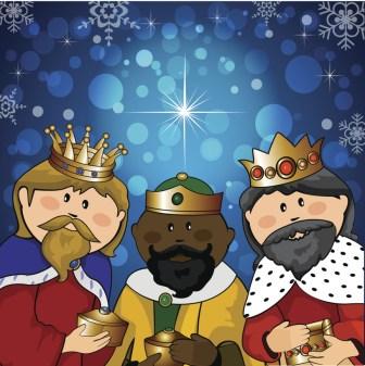 Imagen de los tres Reyes