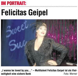 121206_Wiesbadener Wochenblatt_Portrait Felicitas Geipel