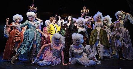 Addams Family Foto: Andreas Etter
