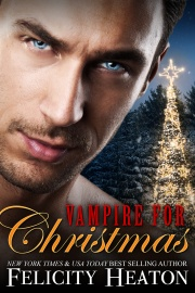 Vampire for Christmas - Offer Page - Vampire Romance Ebook