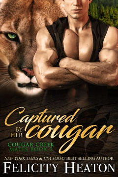 Captured by her Cougar - Shifter Romance Book