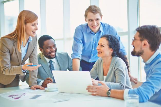 ejecutivos-equipo perserverar