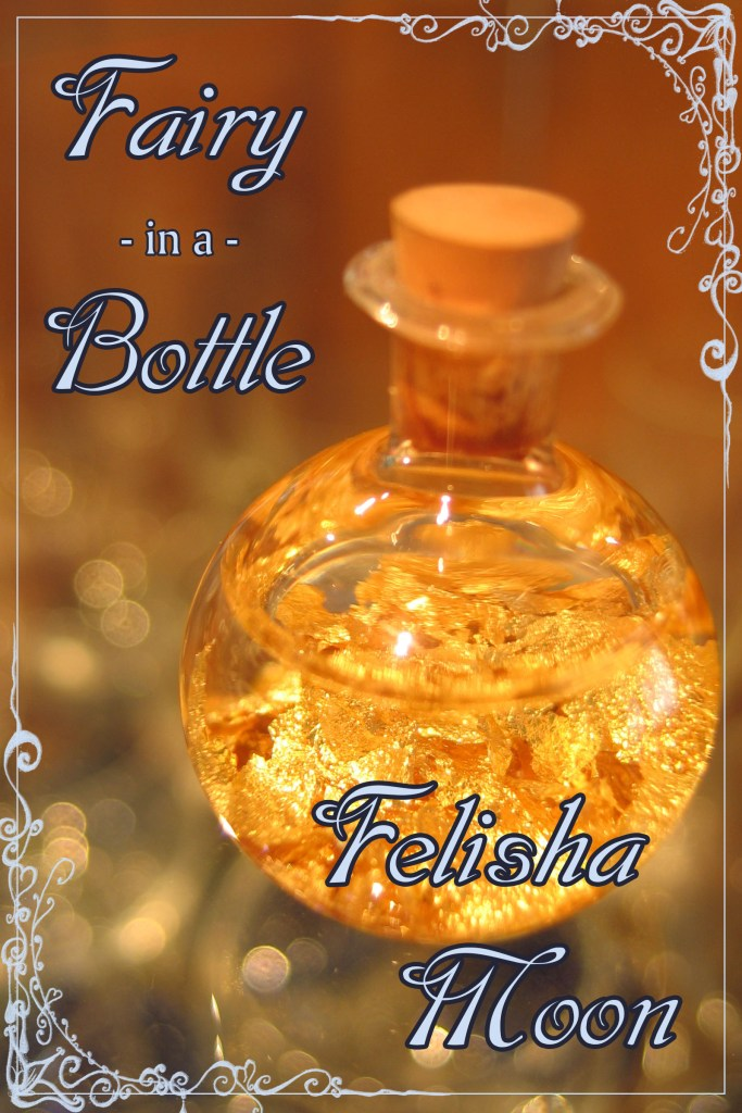 Book Cover: Fairy in a Bottle