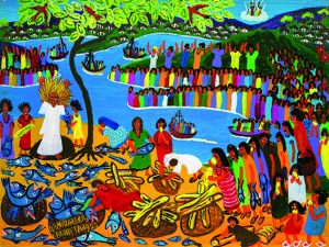 Expo Art Naïf Brésilien-10