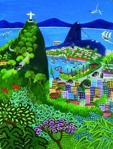 Expo Art Naïf Brésilien-2