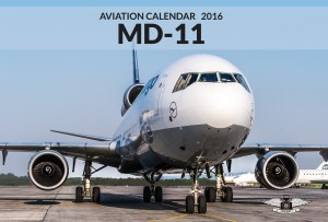 MD-11 Aviation Calendar 2016