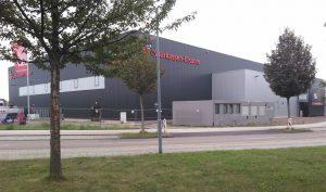 Der neue Eisdom in Halle. Foto XKN