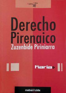 portda derecho pirenaico
