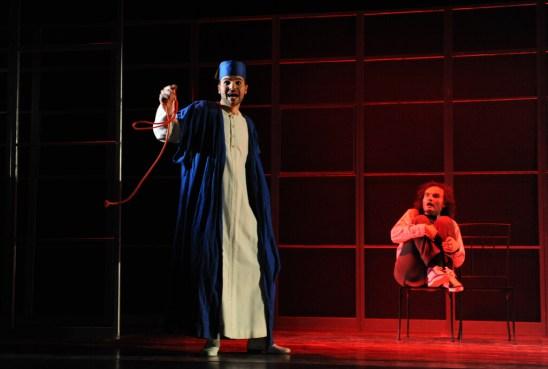 Osmin | W. A. Mozart: Die Entführung aus dem Serail