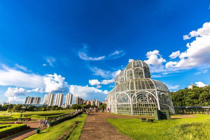 Turismo na terceira idade – Curitiba – Paraná