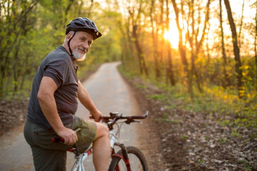 ciclismo e prostata