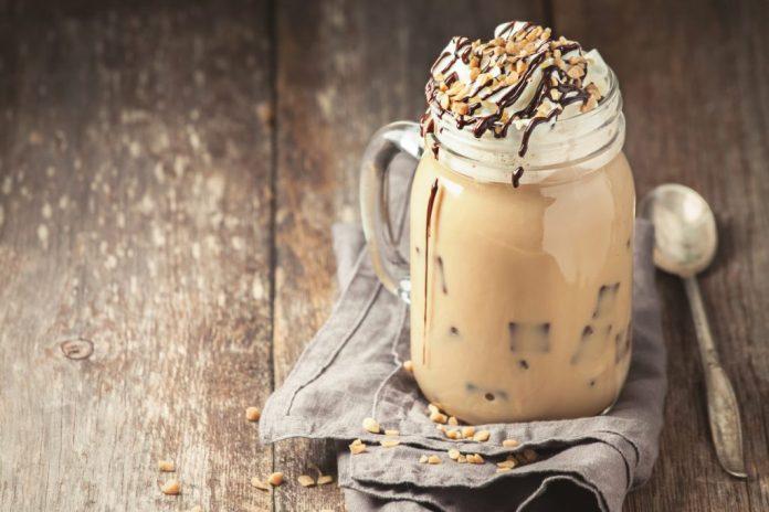 Cappuccino Cremoso Gelado - Irresistível