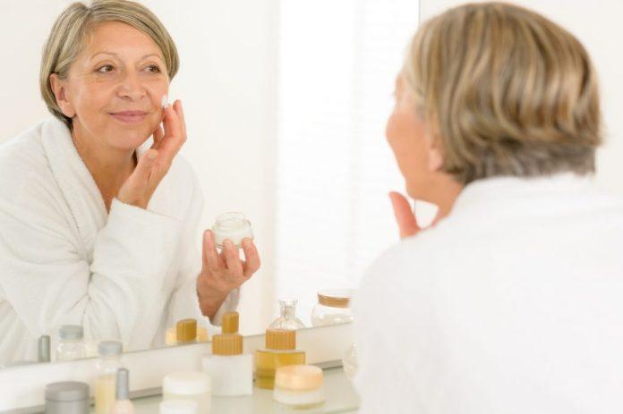 A higienização da pele na terceira idade