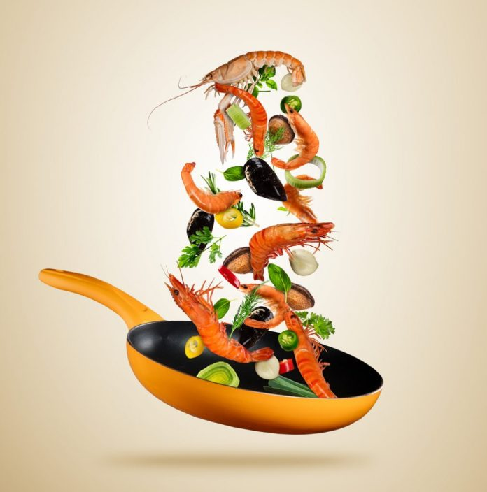 Os frutos do mar e seus inúmeros benefícios