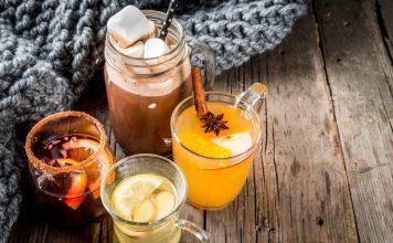 8 bebidas quentes para o inverno